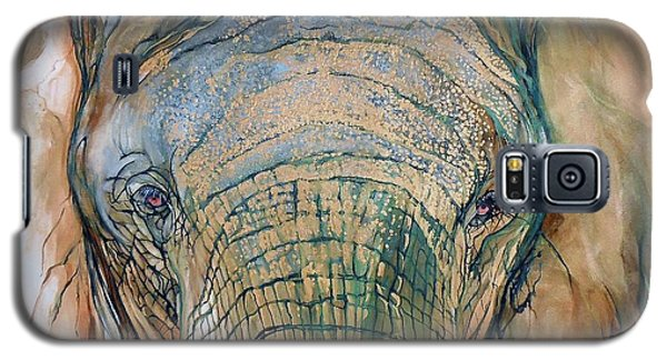 Bronze Elephant Galaxy S5 Case