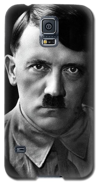 Brooding Portrait Of Adolf Hitler Heinrich Hoffman Photo Circa 1935 Galaxy S5 Case