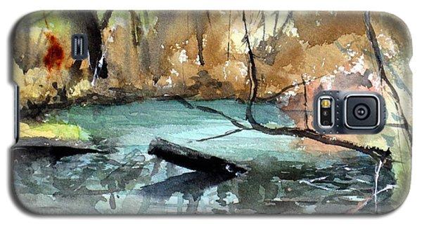 Brookfield Creek, Brisbane Australia Galaxy S5 Case
