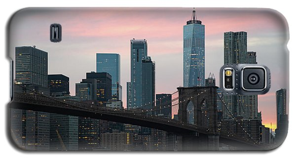 Brooklyn Bridge New York Galaxy S5 Case