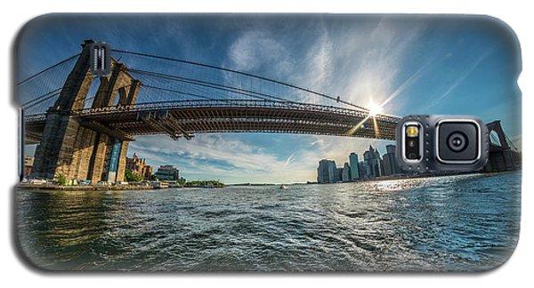 Brooklyn Bridge Galaxy S5 Case