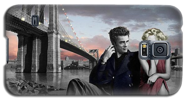 Brooklyn Bridge Galaxy S5 Case by Chris Consani