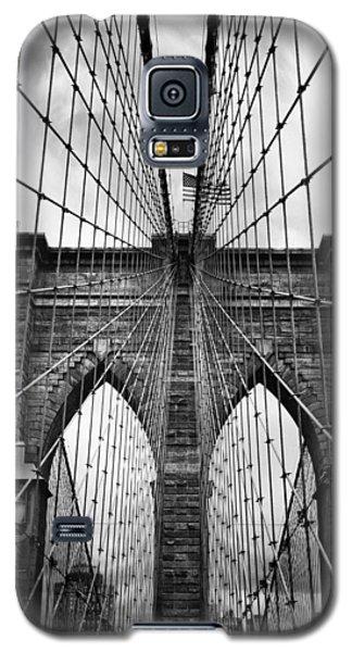 Brooklyn Bridge Mood Galaxy S5 Case