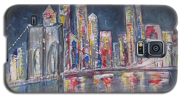 Brooklyn Bridge Ny Galaxy S5 Case