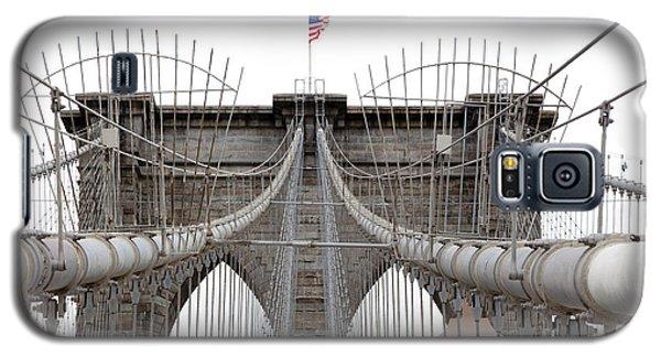 Brooklyn Bridge Top Galaxy S5 Case