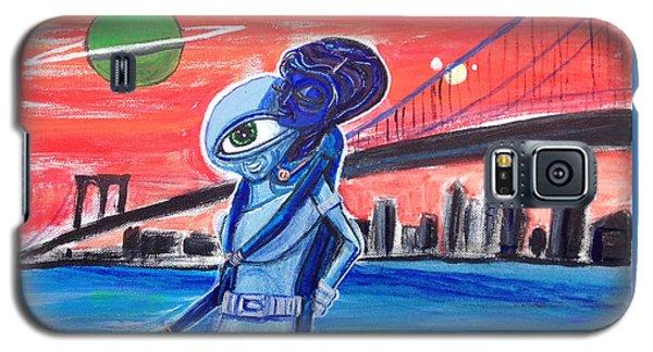 Brooklyn Play Date Galaxy S5 Case by Similar Alien
