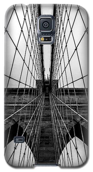Brooklyn's Web Galaxy S5 Case by Az Jackson