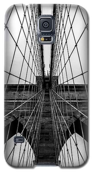 Brooklyn's Web Galaxy S5 Case by Az Jackson