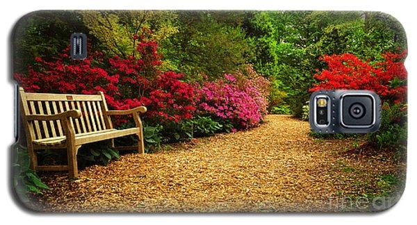 Brookside Gardens Galaxy S5 Case