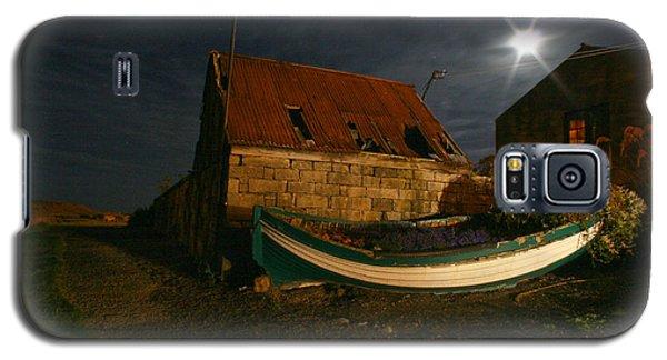Brora Boat House Galaxy S5 Case