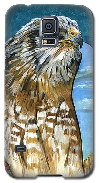 Brother Hawk Galaxy S5 Case