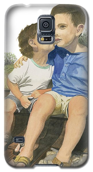 Brotherly Love Galaxy S5 Case by Ferrel Cordle
