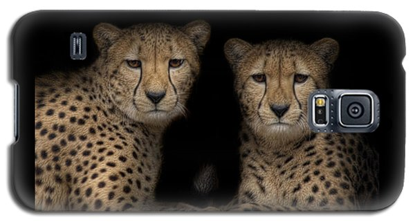 Galaxy S5 Case featuring the photograph Brothers by Cheri McEachin
