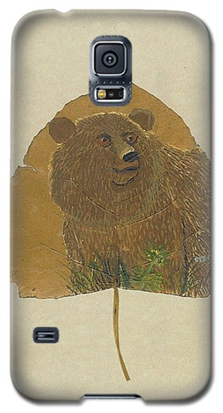 Brow Bear #2 Galaxy S5 Case