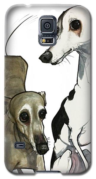 Brown 7-1512 Galaxy S5 Case