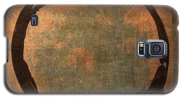 Brown Enso Galaxy S5 Case