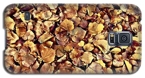 Galaxy S5 Case featuring the photograph Browning Leaves by Glenn McCarthy Art and Photography