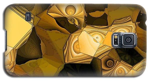 Browns Galaxy S5 Case by Ron Bissett