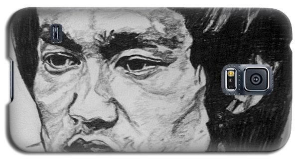 Bruce Lee Galaxy S5 Case by Rachel Natalie Rawlins