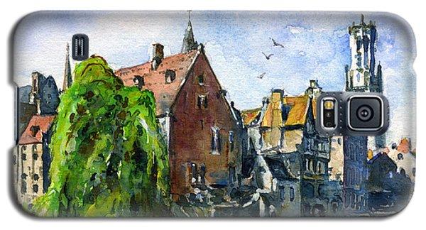 Bruges Belgium Galaxy S5 Case