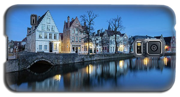 Magical Brugge Galaxy S5 Case by JR Photography