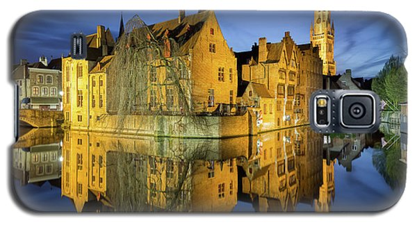 Brugge Twilight Galaxy S5 Case by JR Photography