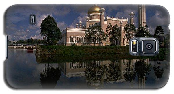 Brunei Mosque Galaxy S5 Case