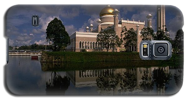 Brunei Mosque Galaxy S5 Case