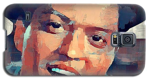 Bruno Mars Portrait Galaxy S5 Case