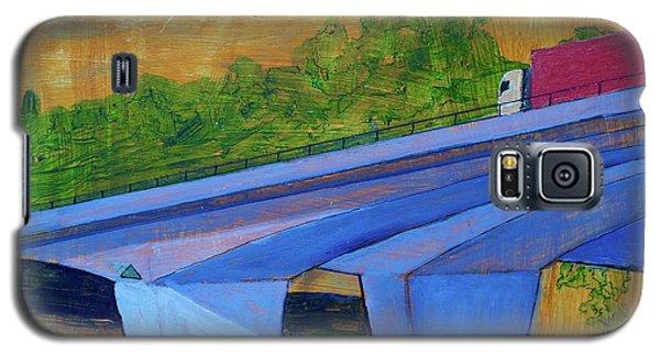 Brunswick River Bridge Galaxy S5 Case