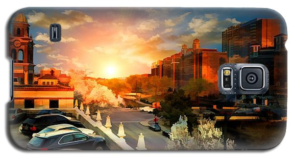 Brush Creek Kansas City Missouri Galaxy S5 Case