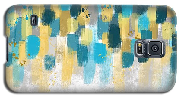 Brushstrokes Galaxy S5 Case