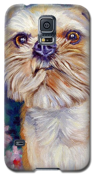 Brussels Griffon Galaxy S5 Case by Lyn Cook