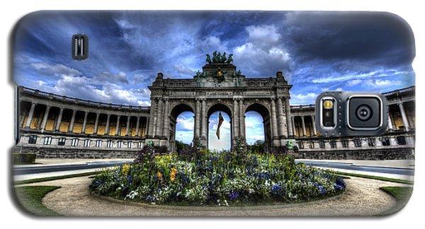 Brussels Parc Du Cinquantenaire Galaxy S5 Case by Shawn Everhart