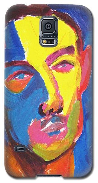 Bryan Portrait Galaxy S5 Case by Shungaboy X