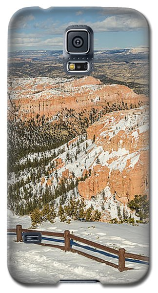 Bryce Amphitheater From Bryce Point Galaxy S5 Case