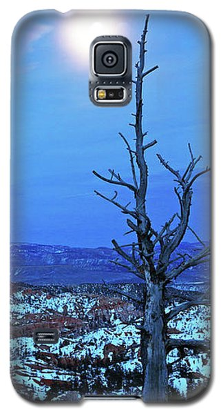 Bryce Blue Galaxy S5 Case