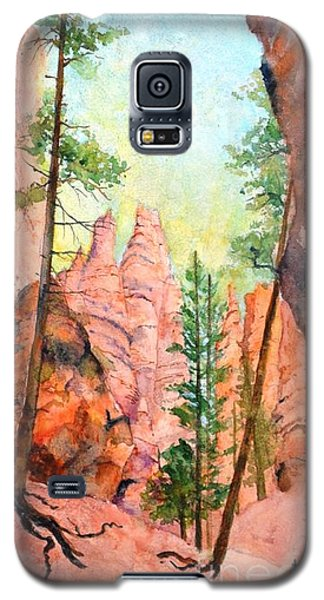 Bryce Canyon #2 Galaxy S5 Case