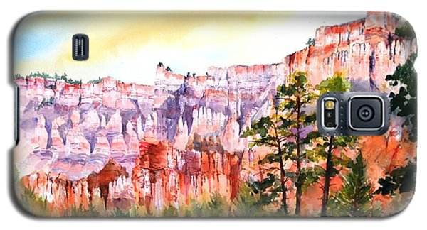 Bryce Canyon #3 Galaxy S5 Case