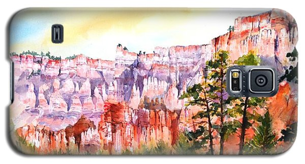 Bryce Canyon #3 Galaxy S5 Case