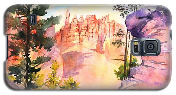 Bryce Canyon #4 Galaxy S5 Case