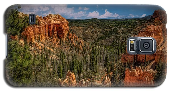 Bryce Canyon From The Top Galaxy S5 Case