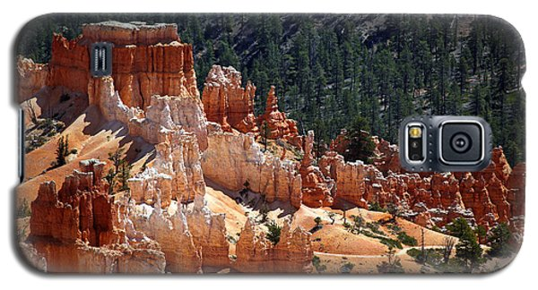 Mountain Galaxy S5 Case - Bryce Canyon  by Jane Rix