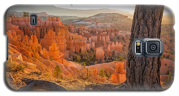Bryce Canyon National Park Sunrise 2 - Utah Galaxy S5 Case by Brian Harig