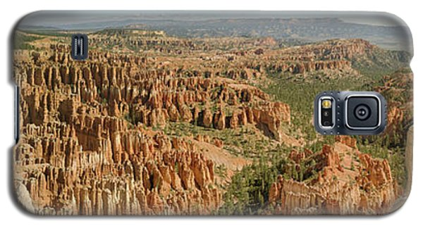 Bryce Canyon Panorama Galaxy S5 Case