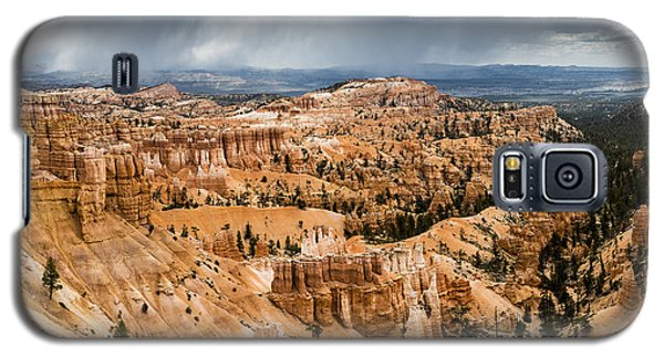 Bryce Canyon Storm Galaxy S5 Case