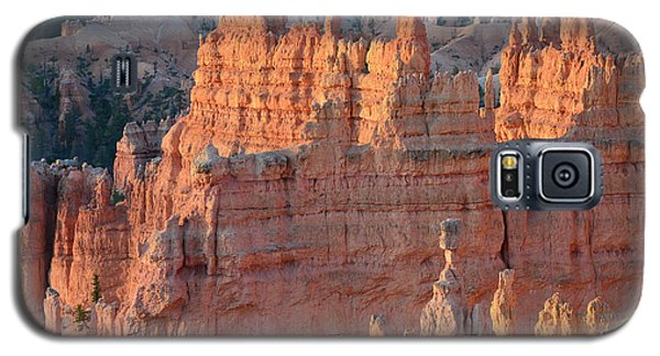 Galaxy S5 Case featuring the photograph Bryce Canyon Sunrise 2016a by Bruce Gourley