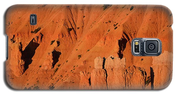 Galaxy S5 Case featuring the photograph Bryce Canyon Sunrise 2016b by Bruce Gourley