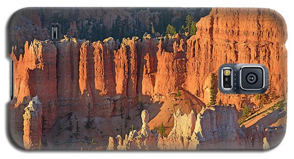 Galaxy S5 Case featuring the photograph Bryce Canyon Sunrise 2016c by Bruce Gourley