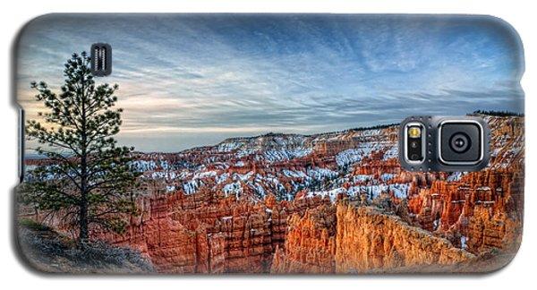 Bryce Canyon Sunrise Galaxy S5 Case